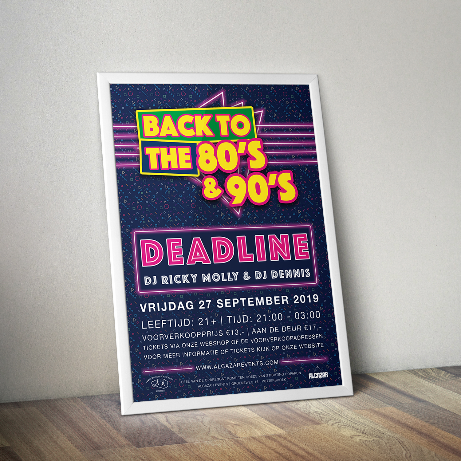 Back to the 80's & 90's